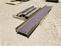 I Beams/Square Tubing/C Channel