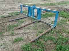 Bohnert Double Bale Carrier