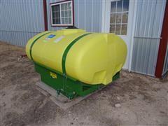 2015 John Deere Skiles Front Mount Elliptical Tank