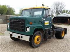1980 International 2275 S/A Truck Tractor