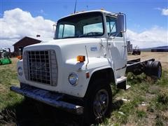 1983 Ford 8000 Cab & Chassis