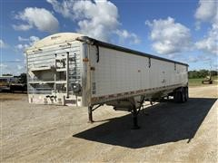 2007 Wilson DWH-500 PaceSetter T/A Hopper Bottom Grain Trailer