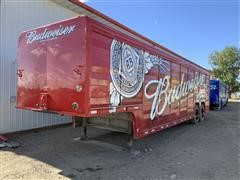 1991 Mickey 20 Bay T/A Beverage Trailer
