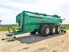 Houle 7300 Tri/A Manure Tank