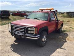 1993 GMC K3500 Wrecker