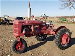 1945 Farmall B 2WD Tractor
