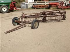 David Bradley 11' Ground Drive Hay Rake