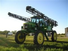 2002 John Deere 4710 Sprayer