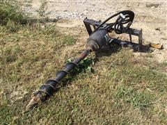 2016 Paladin X1475 Skid Steer Post Hole Digger
