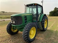 2009 John Deere 7130 MFWD Tractor