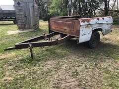 Dodge Pickup Box Trailer