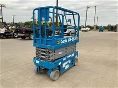 2012 Genie GS1930 Electric Scissor Lift