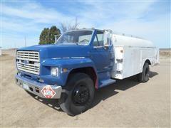 1987 Ford F-700 Fuel Truck