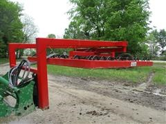 2015 Steffen Systems 6515 15 Bale Hay Claw Grapple