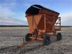Richardton 1200 Multi-Purpose Side Dump Forage Wagon
