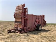 Hesston Stacker Wagon