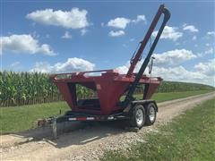 Friesen Pull Type Seed Tender
