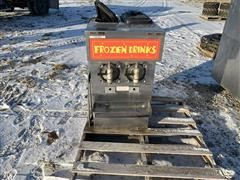 Taylor 432-27 Frozen Drink Machine & Ice Maker W/Bin