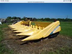 2013 New Holland 98D Header