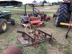 Gravely Bad Boy Mower Parts