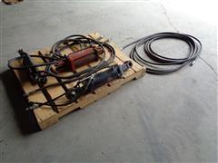 Gnuse Power Link II Hydraulic 3-PT 3rd Link & Hydraulic Cylinders