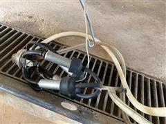 Westfalia Milk Claws & ACR Automatic Take-off Controller System