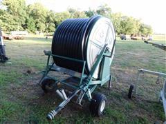 Pioggia Carnevali 650/3-631250 Reel Traveling Sprinkler Gun