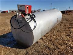 1000-Gal Fuel Tank W/Pump