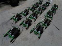 John Deere Dual Bag Airbag Planter Down Pressure Bags And Bracket