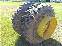 Goodyear 16.9R28 Clamp On Duals