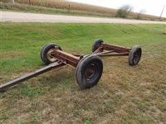 Omaha Standard Wagon Running Gear
