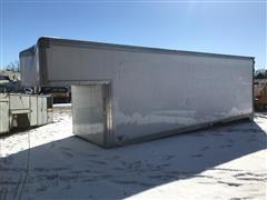 2017 Kentucky MV2696 Enclosed Truck Box