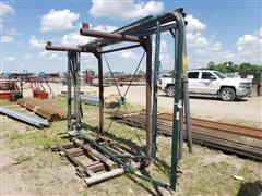 Behlen Gate Arches/Open Front Stalls