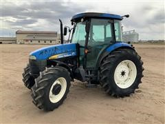 2008 New Holland TD5050 MFWD Tractor