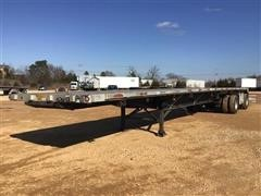 2002 Utility T/A Flatbed Trailer