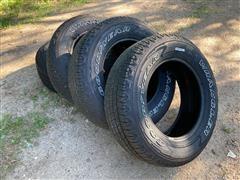 Goodyear 265/65R18 White Letter Pickup Tires