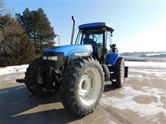 2002 Ford New Holland TV140 BiDirectional Tractor