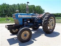 1966 Ford 4000 2WD Diesel Tractor