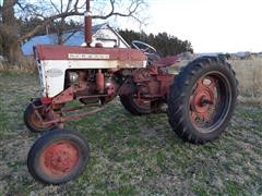 Farmall 240 Wide Front 2WD Utility Tractor