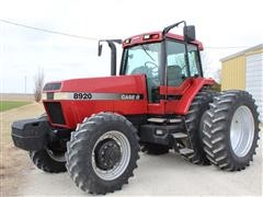 1998 Case IH 8920 MFWD Tractor With Duals On Rear