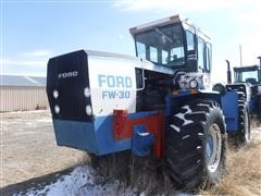 1979 Ford FW-30 4WD Tractor For Parts