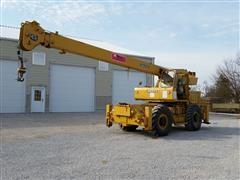 Grove RT60S 4x4 Rough Terrain Crane