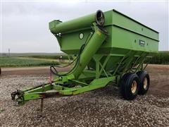 Parker J6000 Grain Buggy T/A Grain Cart