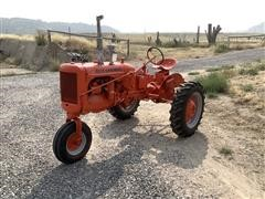 Allis-Chalmers C 2WD Tractor