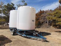 John Deere Skiles Portrable Cone Bottom Tanks