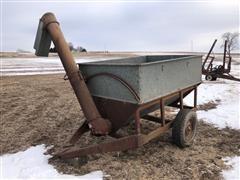 Heider 2 Feeder Wagon