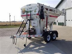 2009 Par-Kan GW200C Weigh Wagon/Seed Tender
