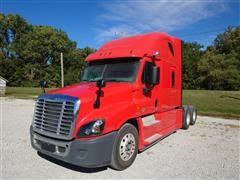 2016 Freightliner CA125SLP Cascadia Evolution T/A Truck Tractor