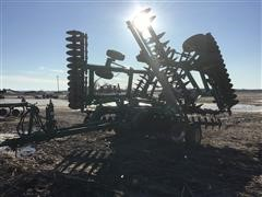 2004 John Deere 637 Disk Harrow