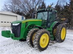 2011 John Deere 8285R MFWD Tractor